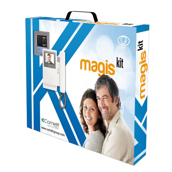 Comelit 8171IMC Magis iKall Kit - Single User - Scotechnics on